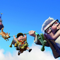 Free First Friday Family Film - Up