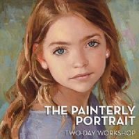 The Painterly Portrait with Alain Picard