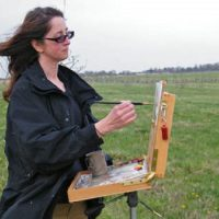 Plein Air Painting with Julie Riker