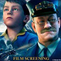 Polar Express Film Screening