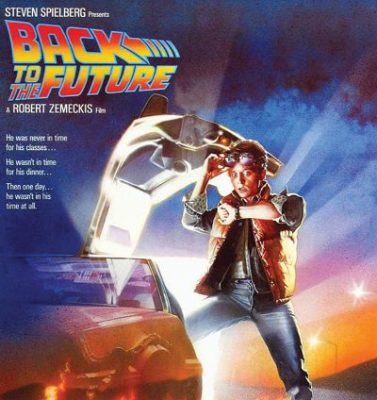 Back to the Future Film Screening