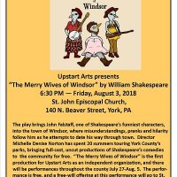 """""""The Merry Wives of Windsor"""" Shakespearean Comedy"""