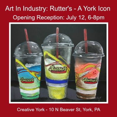 Art In Industry: Rutter's - A York Icon, an exhibi...