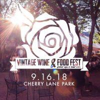 Vintage Wine and Food Fest