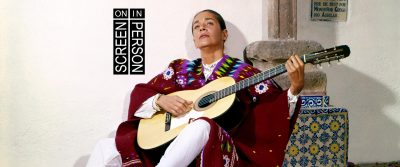 On Screen/In Person: Chavela