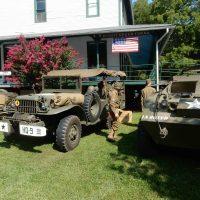 World War II Encampment Weekend