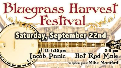 Bluegrass Harvest Festival