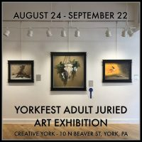 Yorkfest Adult Juried Art Exhibition