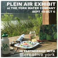 Plein Air Exhibit at York Water Company