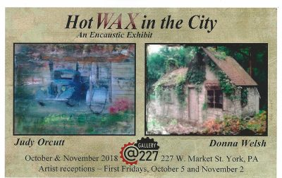 Hot WAX in the City