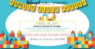 Family Block Party