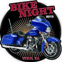 24th Annual York Bike Night