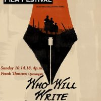 Jewish Film Festival Series - Who Will Write Our History?