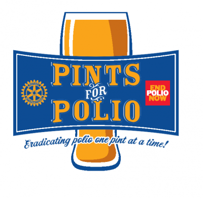 Pints for Polio - Uptown York Rotary Club