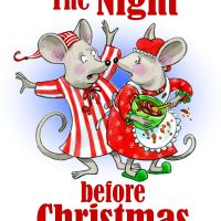 Two Auditions: The Night Before Christmas and TAFE's Touring Company