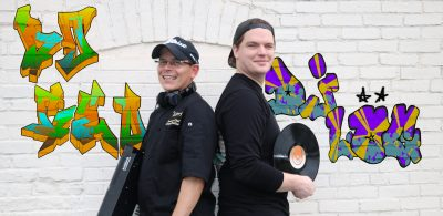 DJ Geo and DJ Lög
