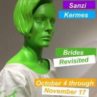 "Sanzi Kermes: ""Brides Revisited"" at Creative York"
