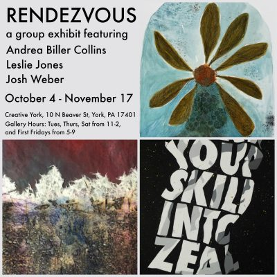 """Rendezvous"" - Andrea Biller Collins, Leslie Jones..."