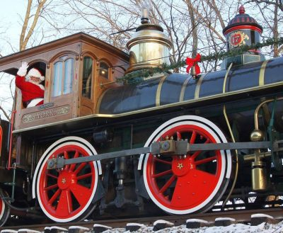 Santa Sing-Along Caroling on the Glen Rock Express...