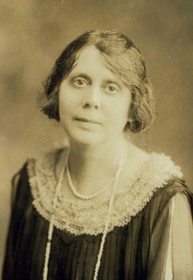 Anna Dill Gamble: Woman Suffragist