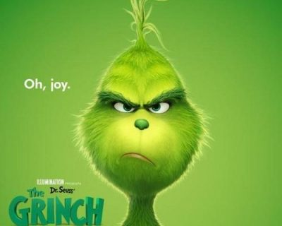 Family Movie Night THE GRINCH