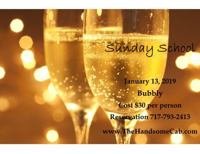 Sunday School - Bubbly (Sparkling Wines)