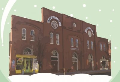 Welcome Winter at Penn Market
