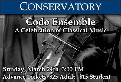 Codo Ensemble A Celebration of Classical Music