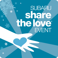 The 2019 Subaru Share The Love Event