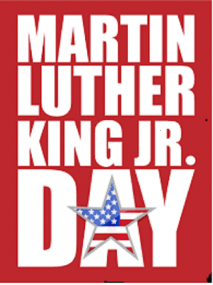 Martin Luther King Day Observance