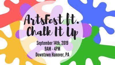 MSH Second Saturday - ArtsFest ft. Chalk It Up
