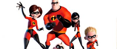 CapFilm: The Incredibles (CelebrateARTS Week Event...