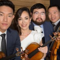 Guest Recital: The Parker String Quartet
