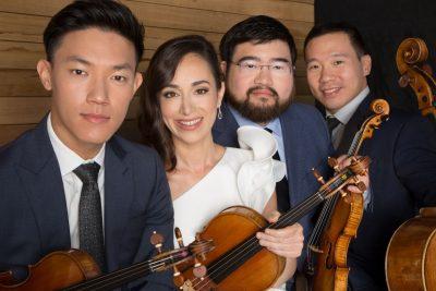 Guest Recital: The Parker String Quartet