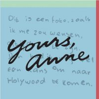 Yours, Anne Auditions