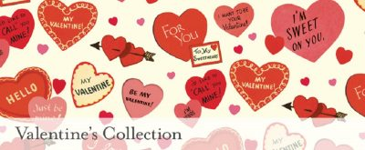 Valentine's Day cards with Ms. Polly