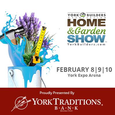 York Builders Association Home & Garden Show