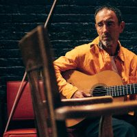 LIVE! ON STAGE: JONATHAN RICHMAN featuring TOMMY LARKINS on the drums!