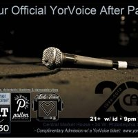 YorVoice official After-Party