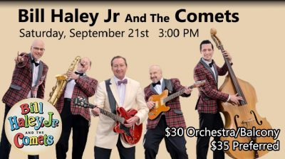 Bill Haley Jr and the Comets