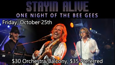 Stayin Alive - One Night of the Bee Gees