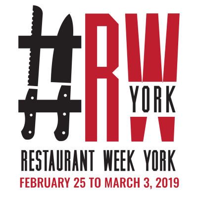 Restaurant Week York 2019