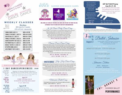 Greater York Dance Summer Programs
