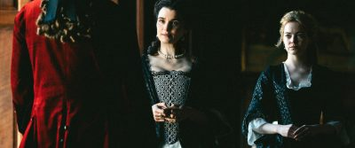 CapFilm: The Favourite