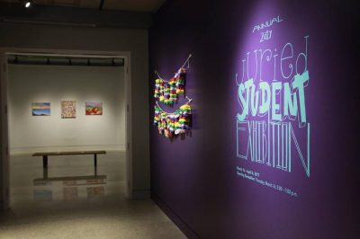 York College Annual Juried Student Exhibition