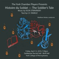 York College Faculty Recital: The York Chamber Players