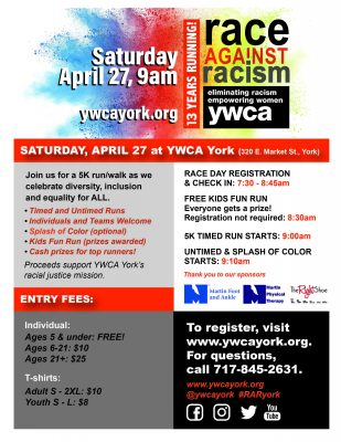 YWCA York's Race Against Racism