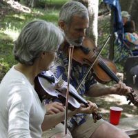Old-Time Jam Led by Late for Supper