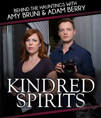 Kindred Spirits: Behind the Hauntings with Amy Bru...