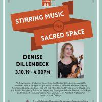 St. John Concert Series - Denise Dillenbeck
